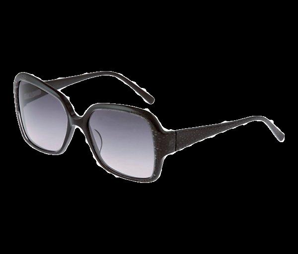 Sonnenbrille mit Laser-Muster