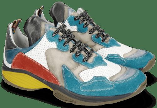 Sneakersy męskie Melvin & Hamilton Kobe 1