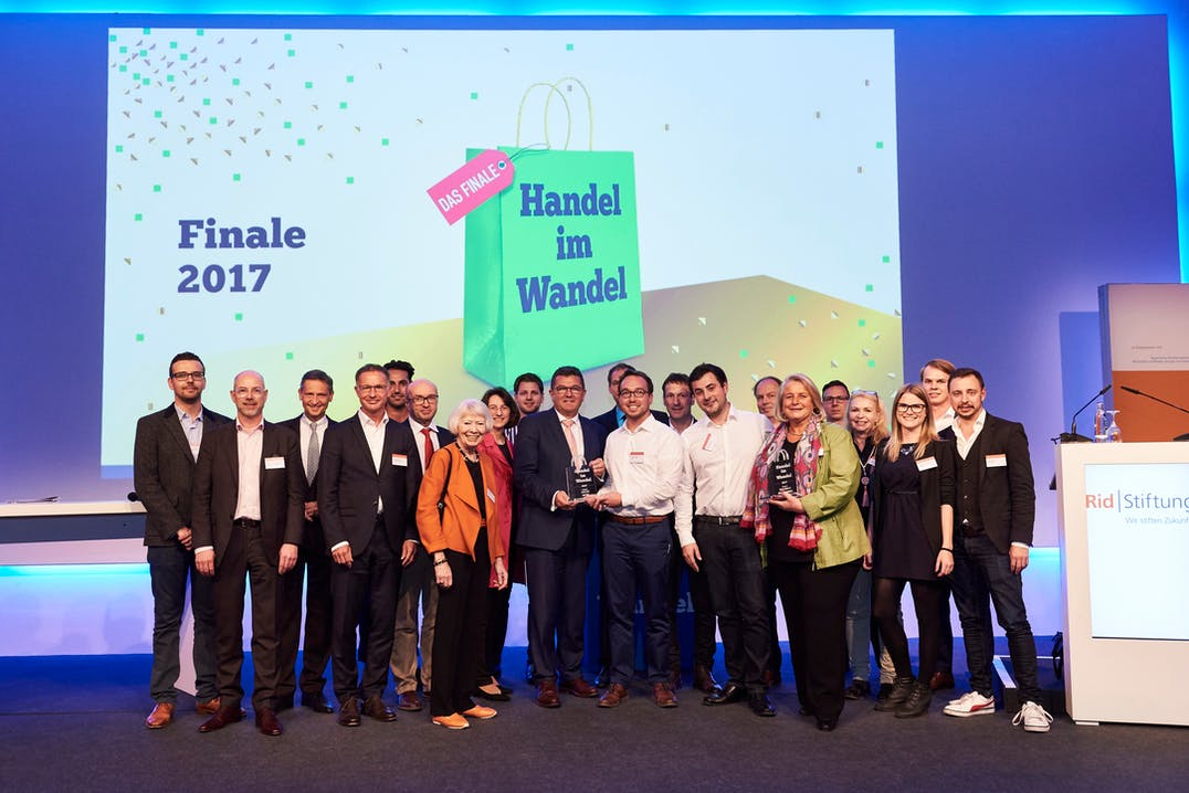 Innovationspreis Handel im Wandel 2017