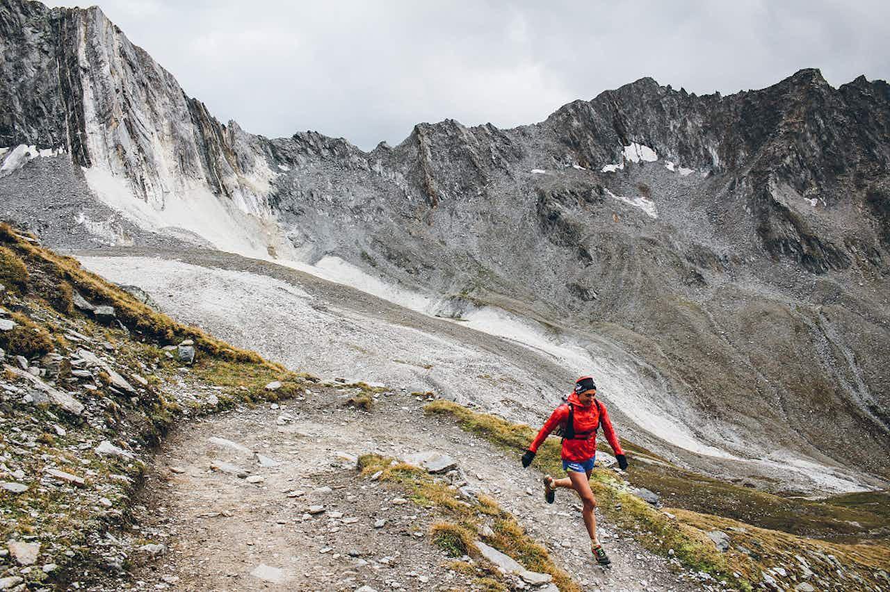 Schnell und leicht: Trailrunning-Tour auf dem Meraner Höhenweg