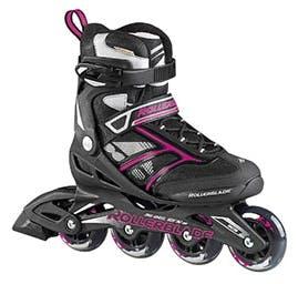 Rollerblade Fitness Skates Damen Pink