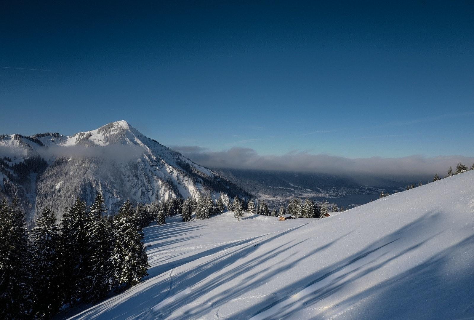Skitourenwetter in Bayern