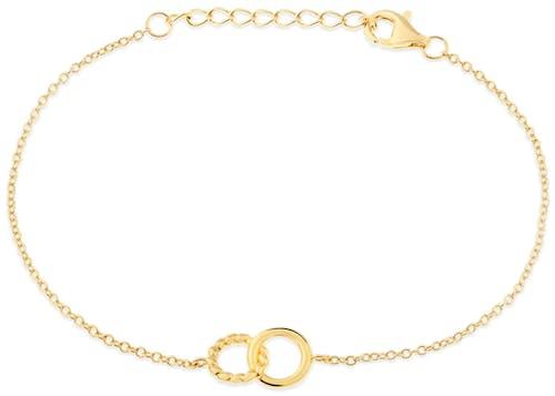 Bracelet Femme Sans Pierre Jaune IMPALA - CLEOR