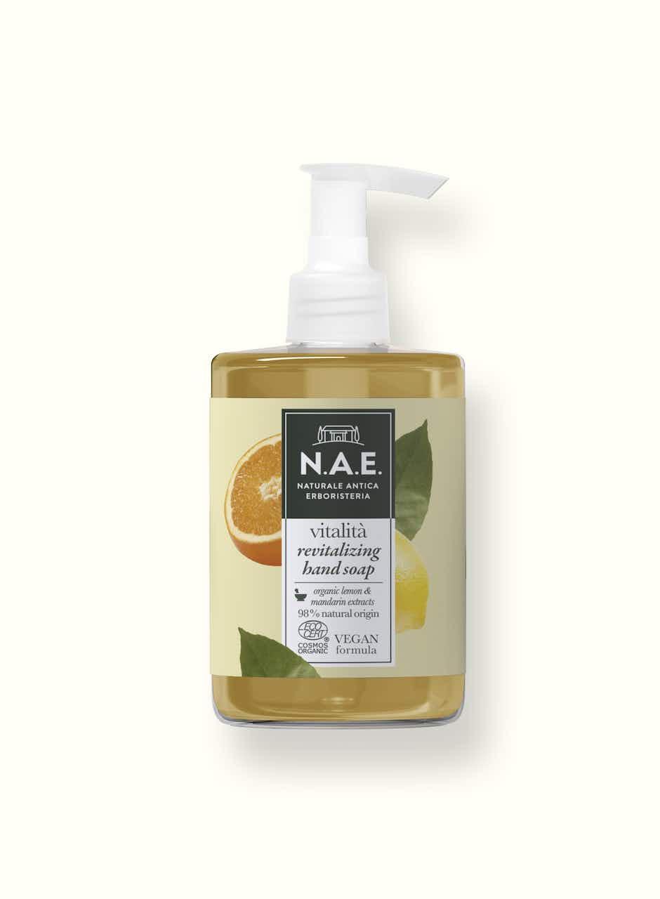 Revitalizing Liquid Hand Soap