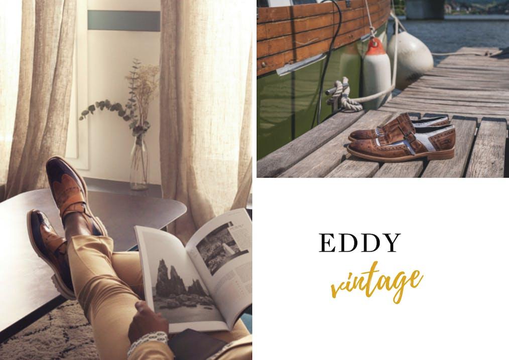 Eddy collection Melvin & Hamilton