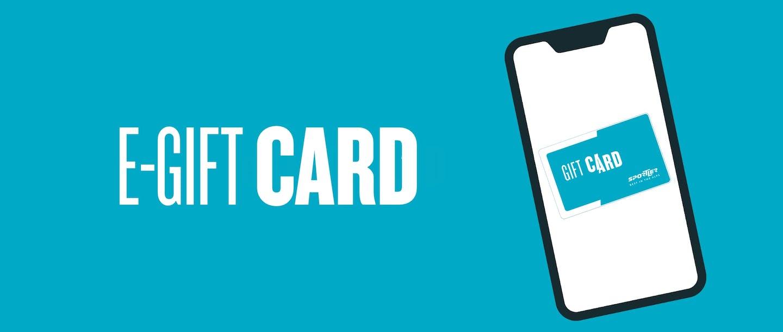 SPORTLER e-Gift Card: online bestellen, zu Hause ausdrucken!