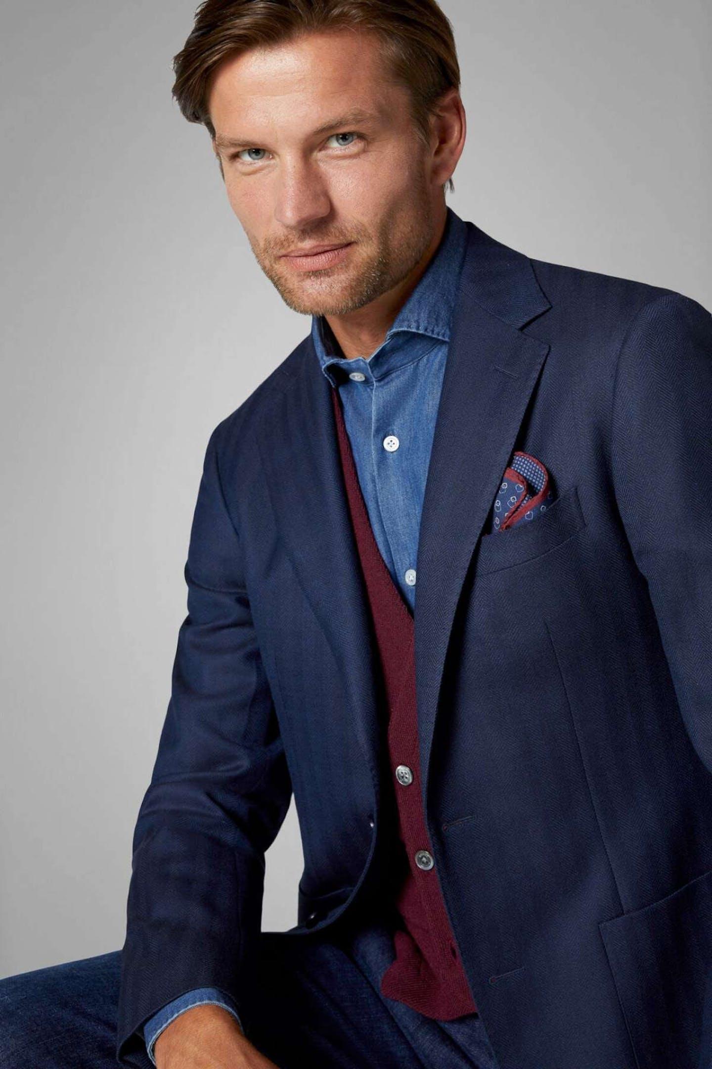 abbigliamento casual elegante uomo Boggi Milano
