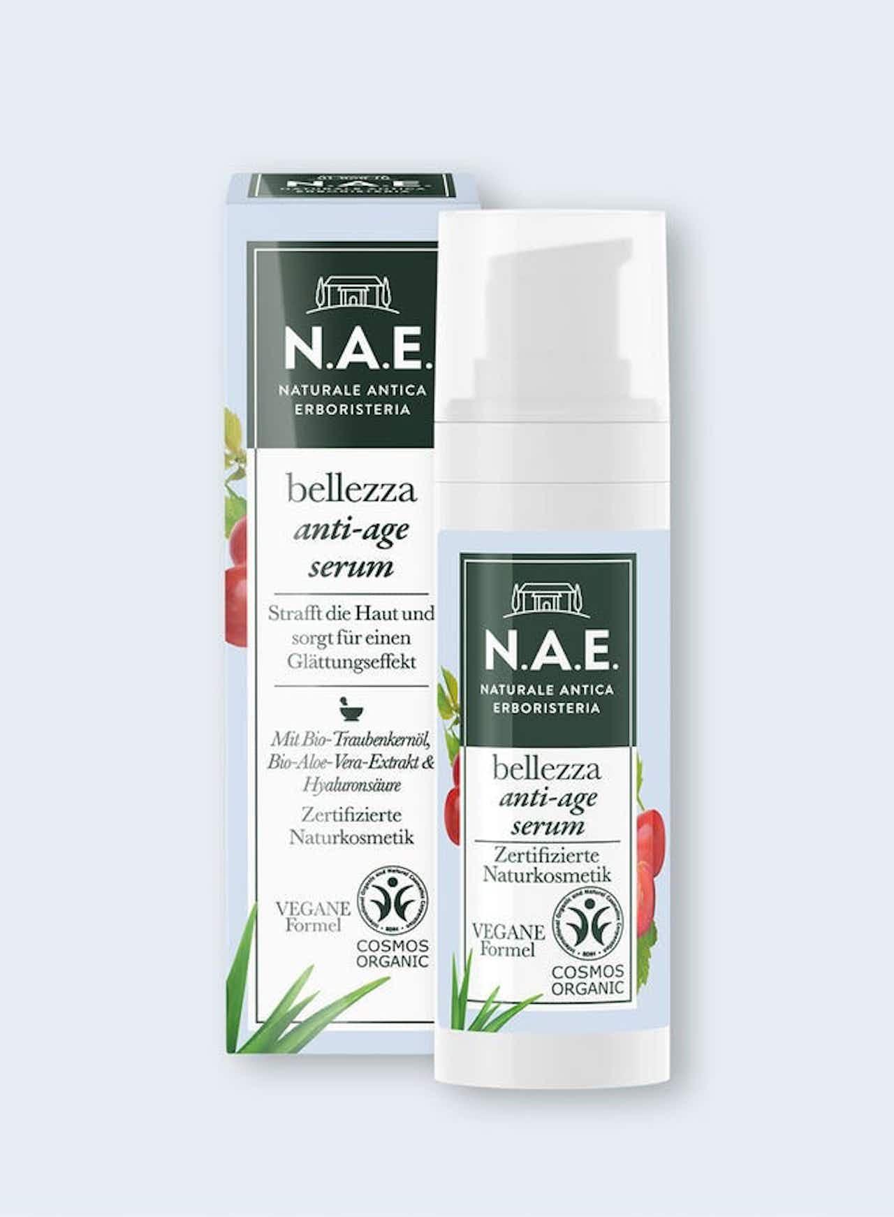 bellezza anti-age serum  | anti-age fluid serum