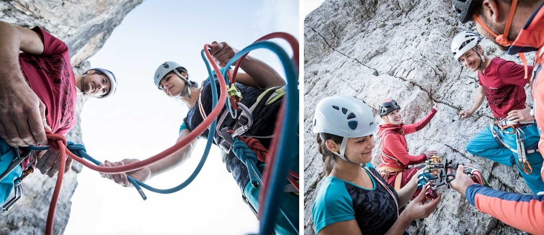 Attrezzatura per tutti gli sport alpini
