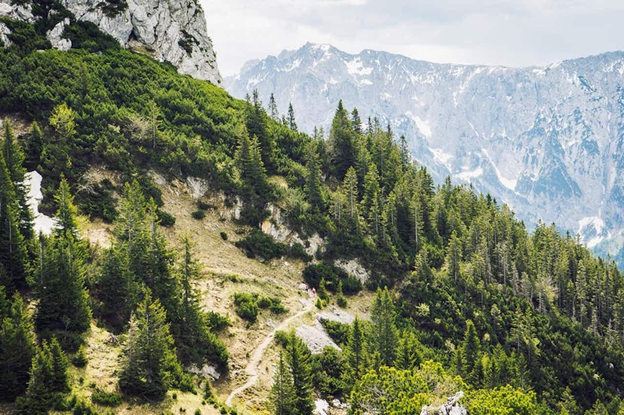 Trailrunning Strecken um München