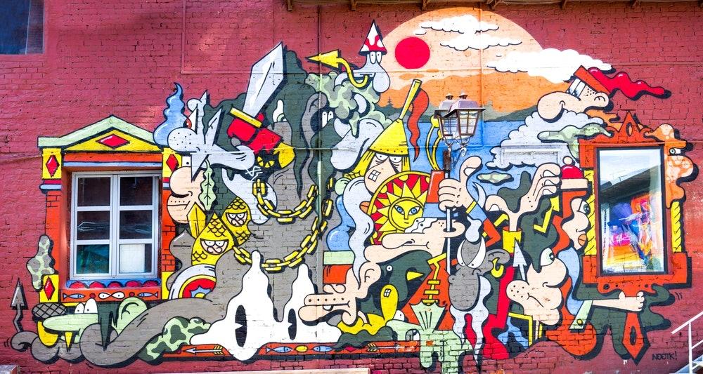 Graffiti-seinätaide on erinomainen valinta kotisi sisustukseen, etenkin jos haluat kotiisi urbaanin katuelämän ilmeen. Tässä kerromme lisää graffiti-seinätaiteesta.