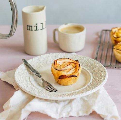 KitchenAid | Rezept Apfelrosen