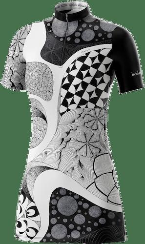 Biciclista Ride Dress Whisper - Fahrradkleid - Damen