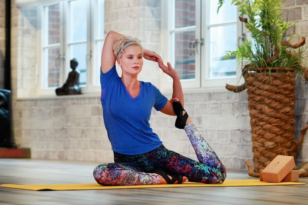 Klettergurt Für Yoga : Was brauche ich für meinen ersten yoga kurs?