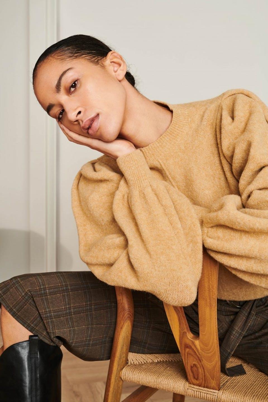 Pullover Seno/M | Beige