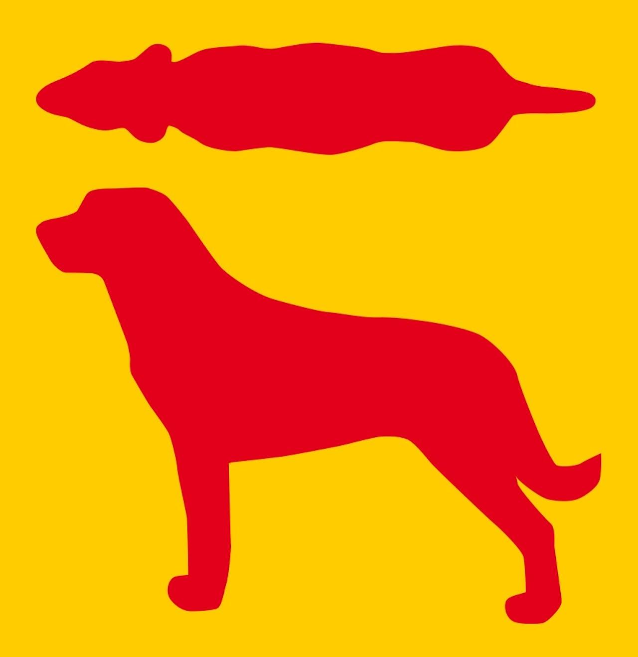 """Darstellung """"Idealgewicht"""" - Übergewicht bei Hunden"""