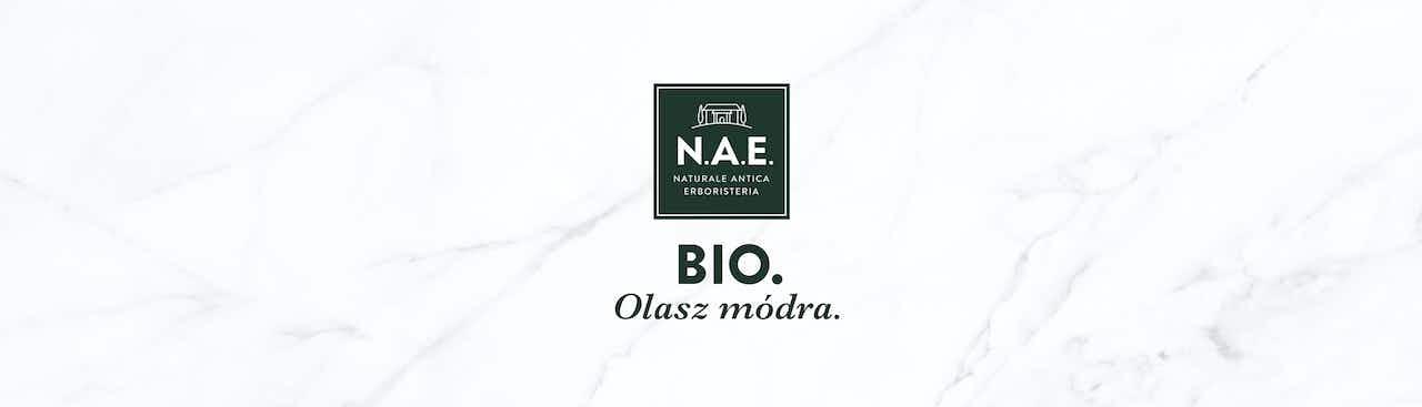 N.A.E. Naturale Antica Erboristeria - BIO. Olasz módra.