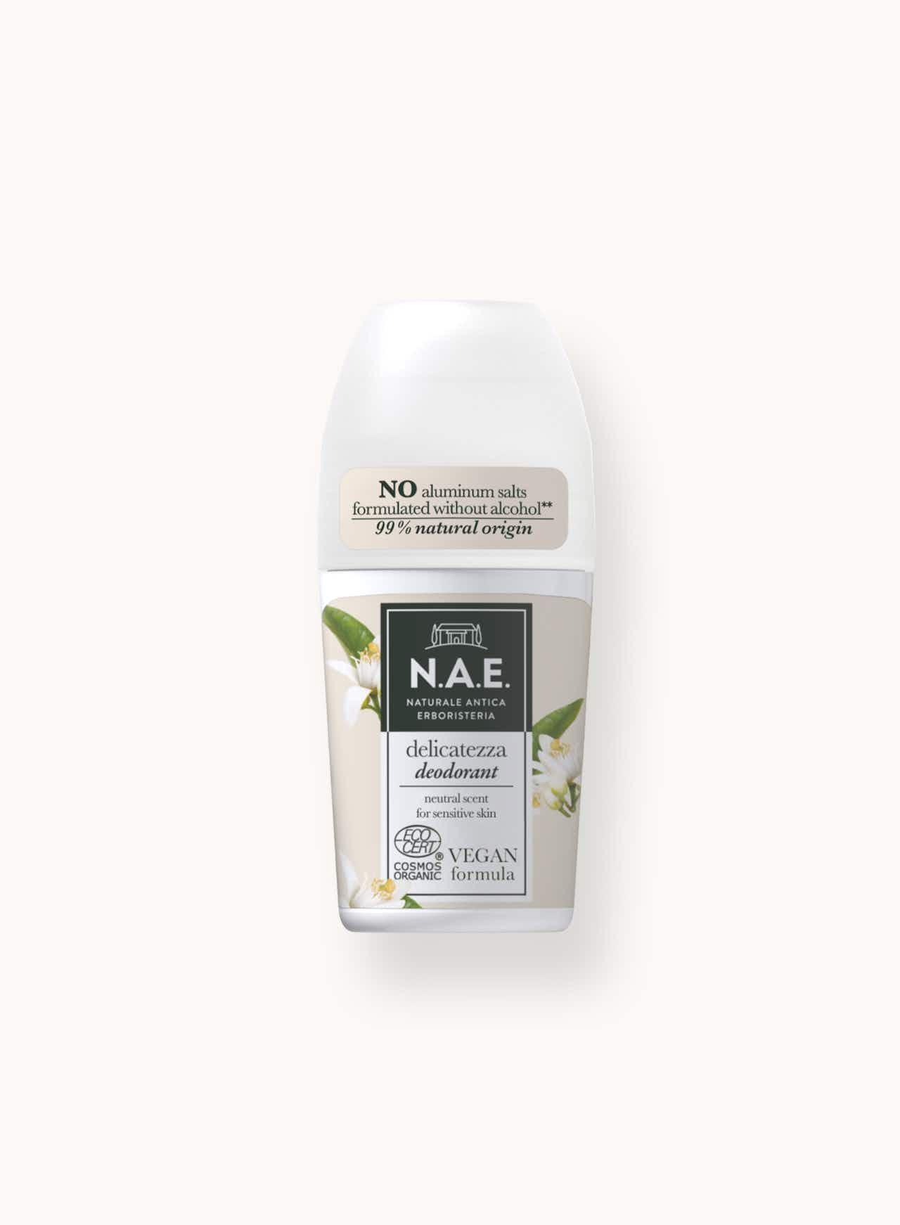 Delicatezza dezodorant s neutrálnou vôňou