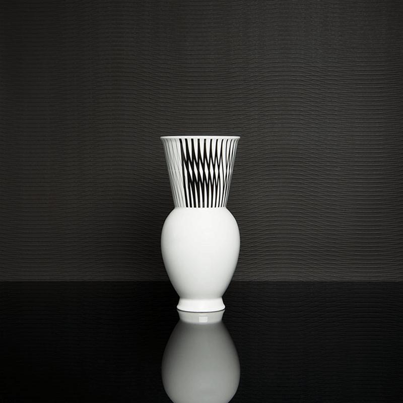 Vase Halle 1, Bauhaus Dekor