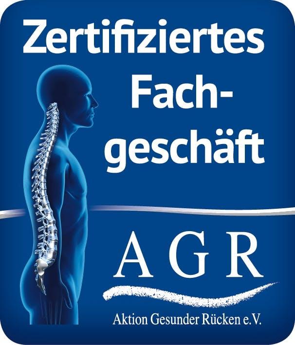 Bettenrid ist ein vom AGR zertifizierter Händler.