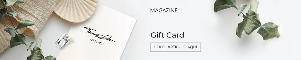 Tarjeta de regalo en línea: Tarjeta de regalo para regalar