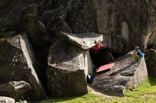 Bouldern-Zillertal-Wackelpudding