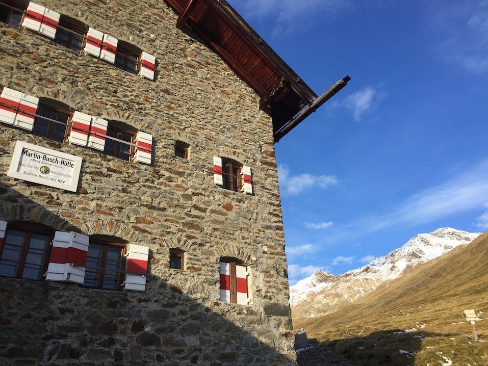 Alpenüberquerung-Oberstdorf-Meran