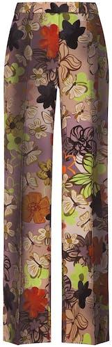 Luisa Cerano, Go West Kollektion, Flower Prints, Marlene Hose, Lodenfrey, Munich