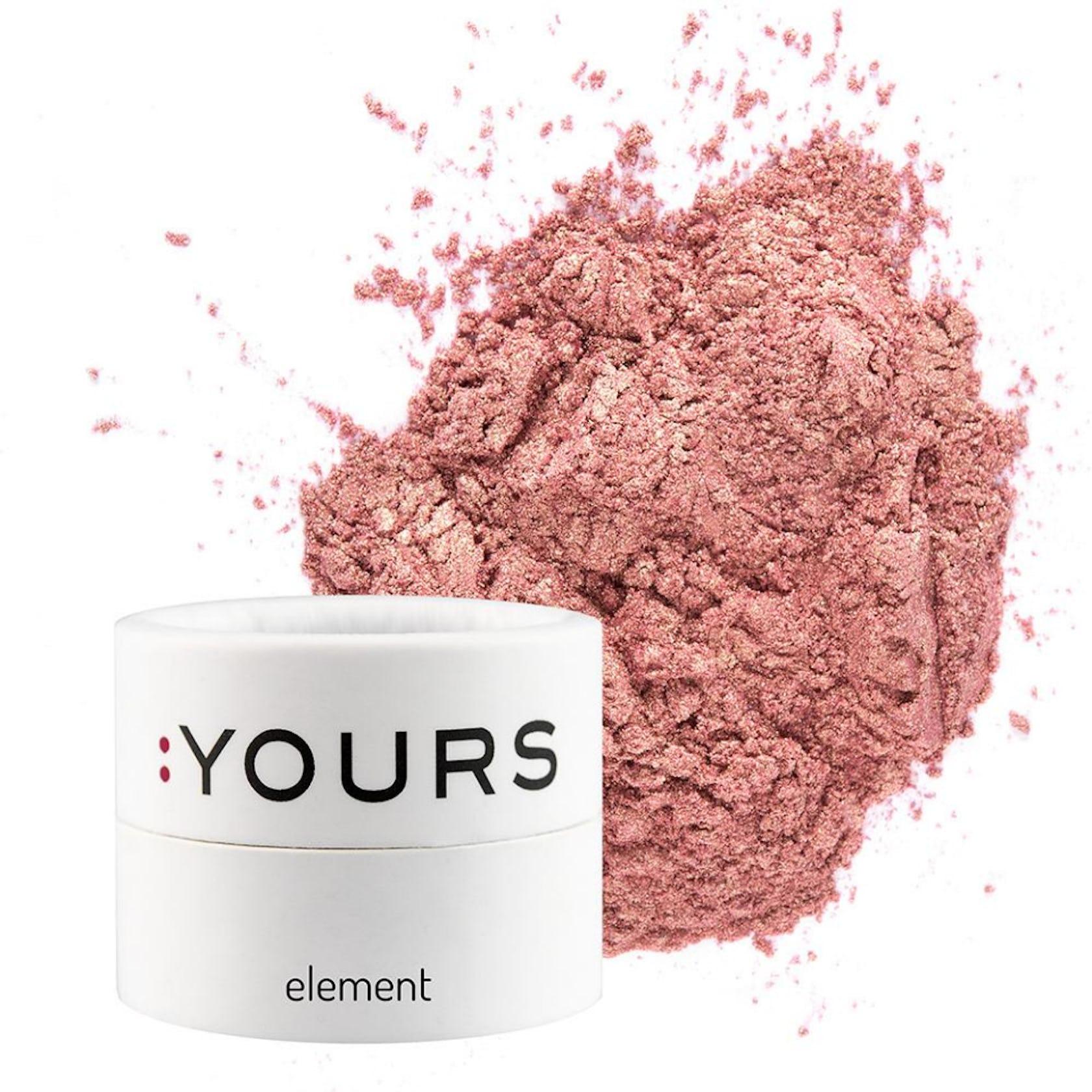 :Yours Cosmetics Element Powders