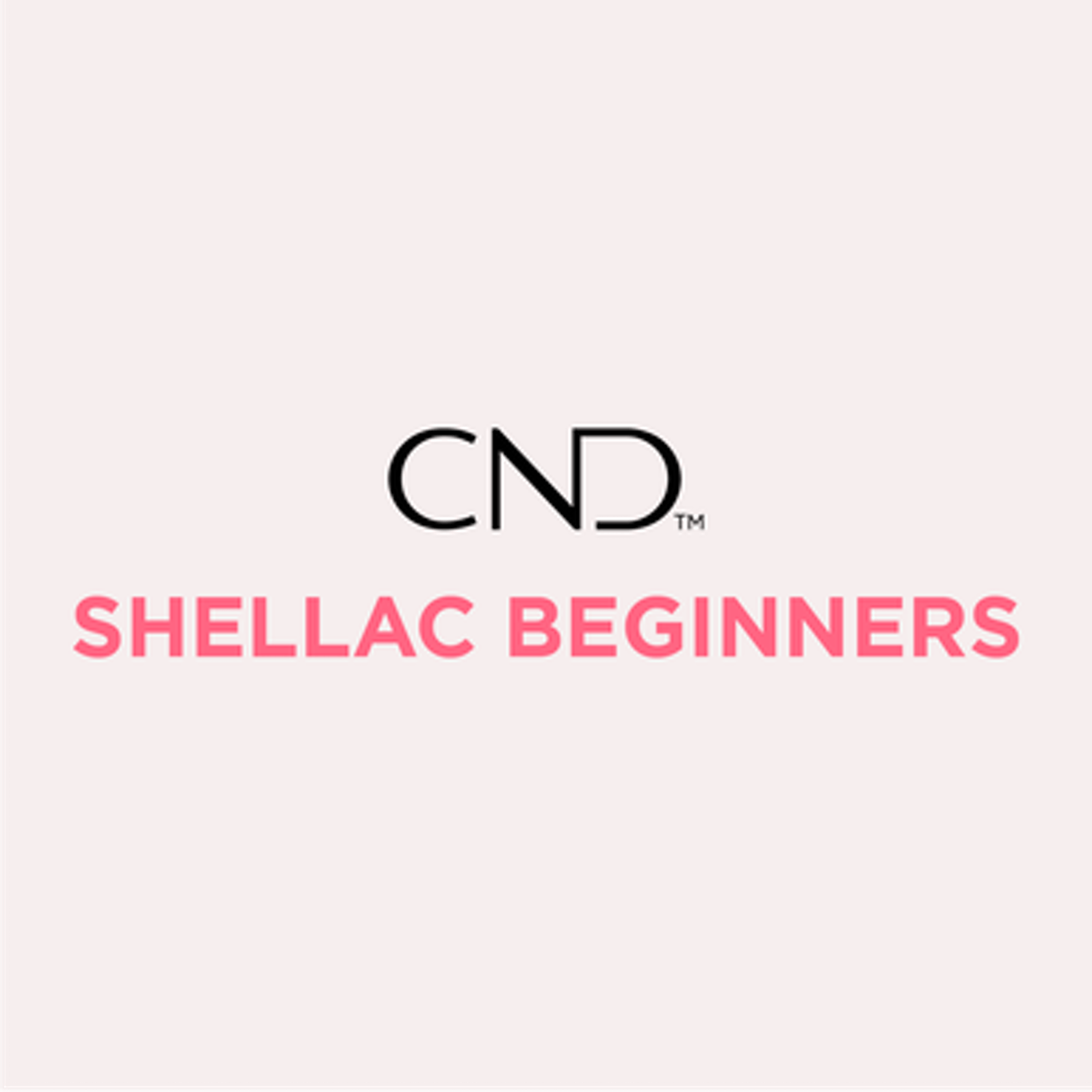 CND Shellac Beginners - New In