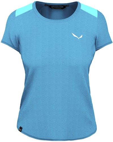 Salewa W Alpine Hemp Graphic S/S - T-shirt - donna