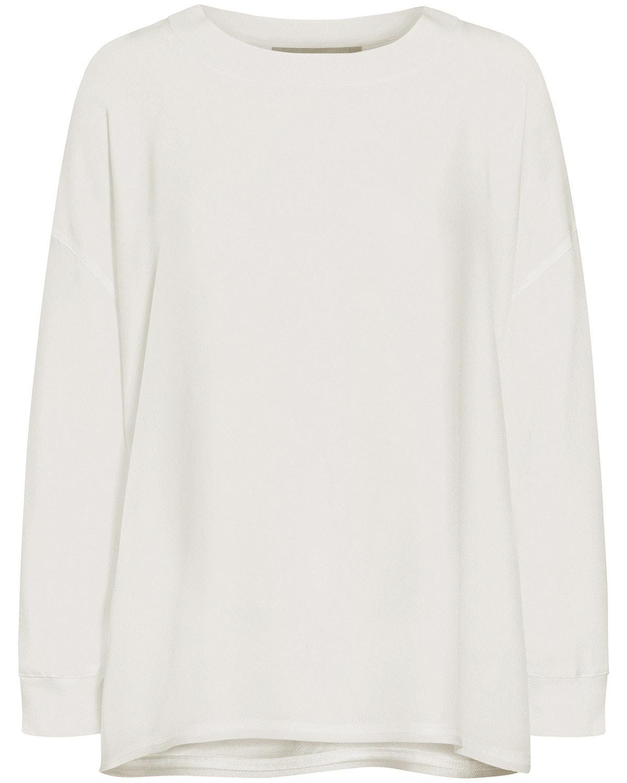 Vince, Seidenshirt, white, Shirt, Pullover, Summer 2018, Lodenfrey, Munich