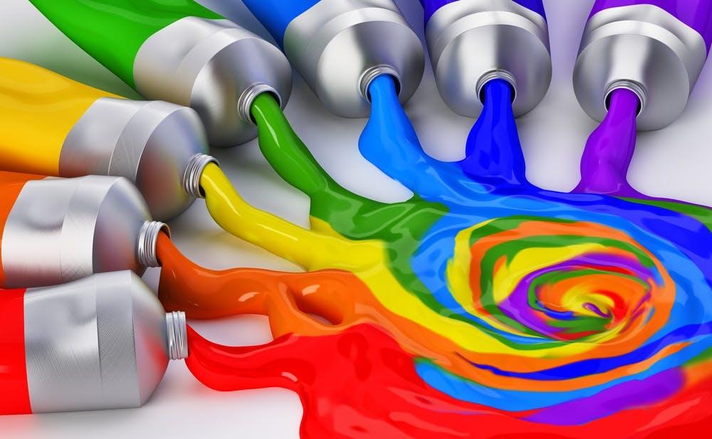 Wie Mischt Man Farben? Das Sollten Sie Sich Merken