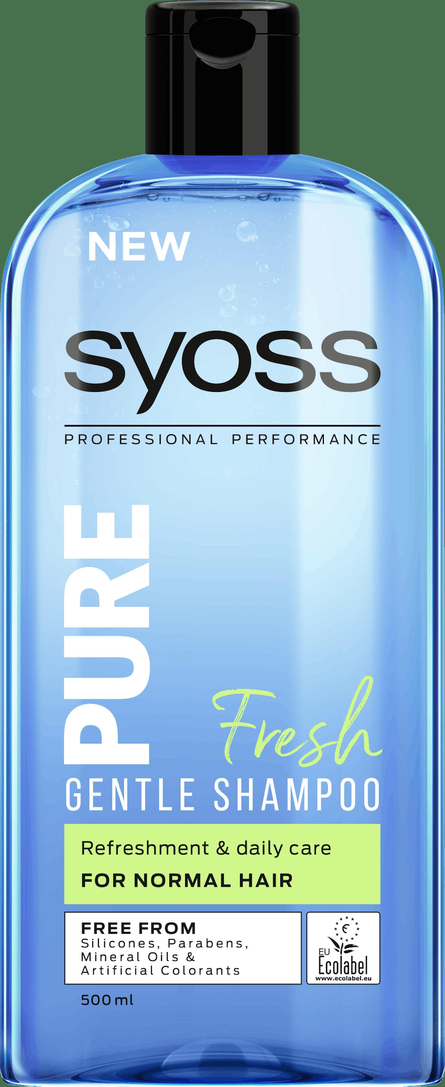 Pure Fresh Shampoo