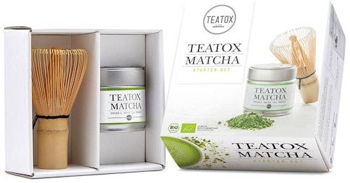 TEATOX Matcha Starter Set