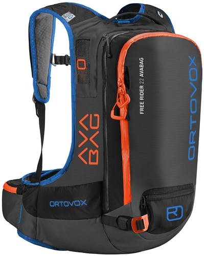 Ortovox Free Rider 22 AVABAG - zaino airbag