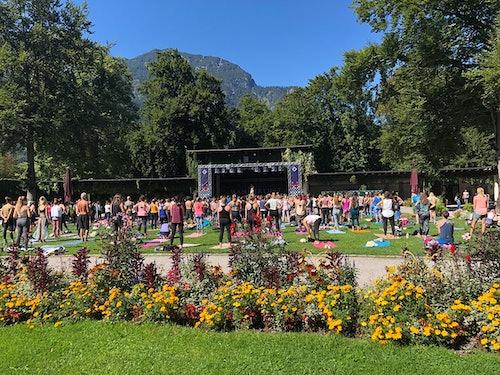Wanderlust Yoga Festival Main Stage