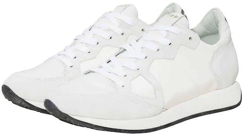 Philippe Model, Sneaker, weiß, white, Spring-Summer Collection 2019, Streetstyle, Lodenfrey, Munich