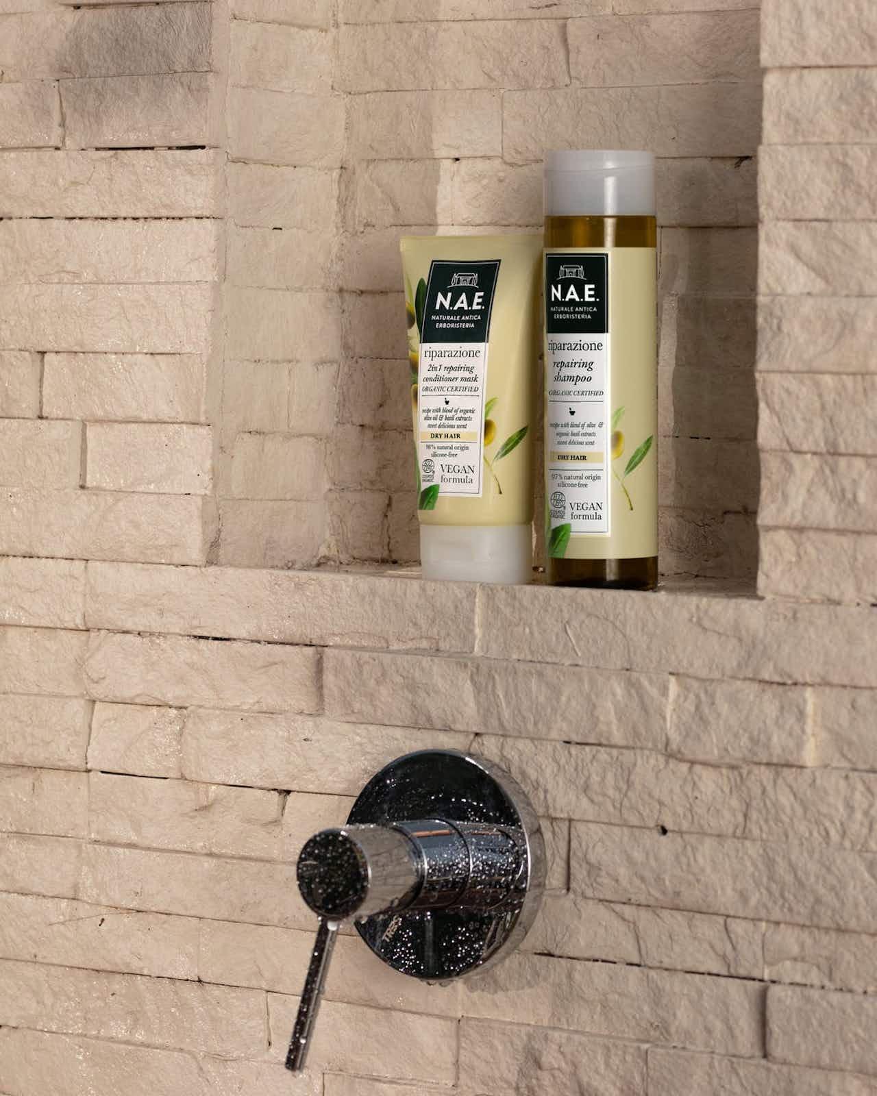 Riparazione reparierendes Shampoo