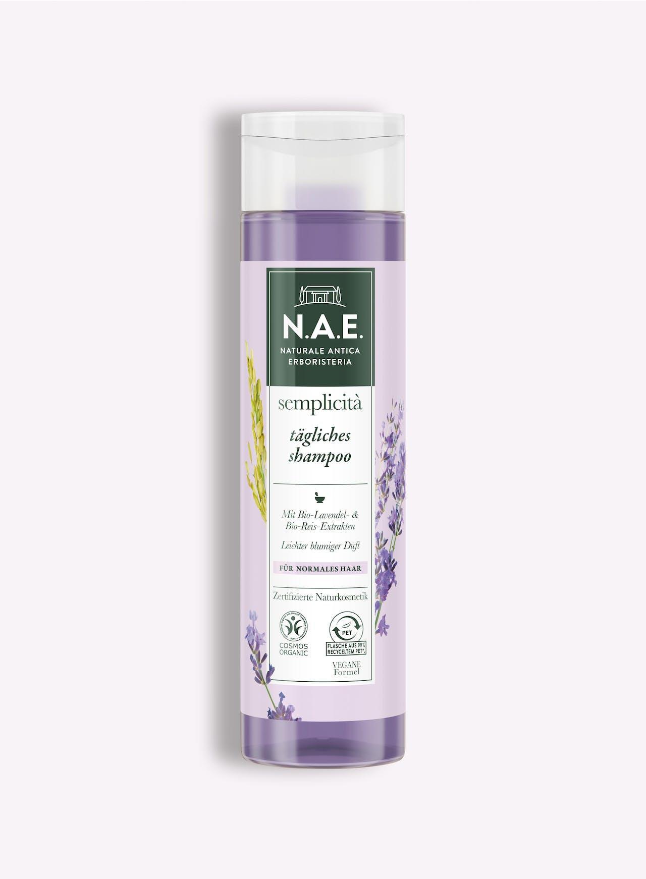 semplicità tägliches shampoo, 250ml