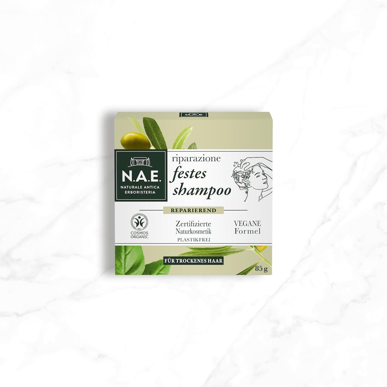 riparazione reparierendes festes shampoo 85g