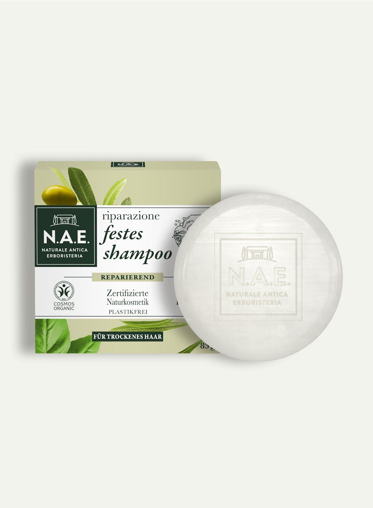 reparierendes festes shampoo 85g