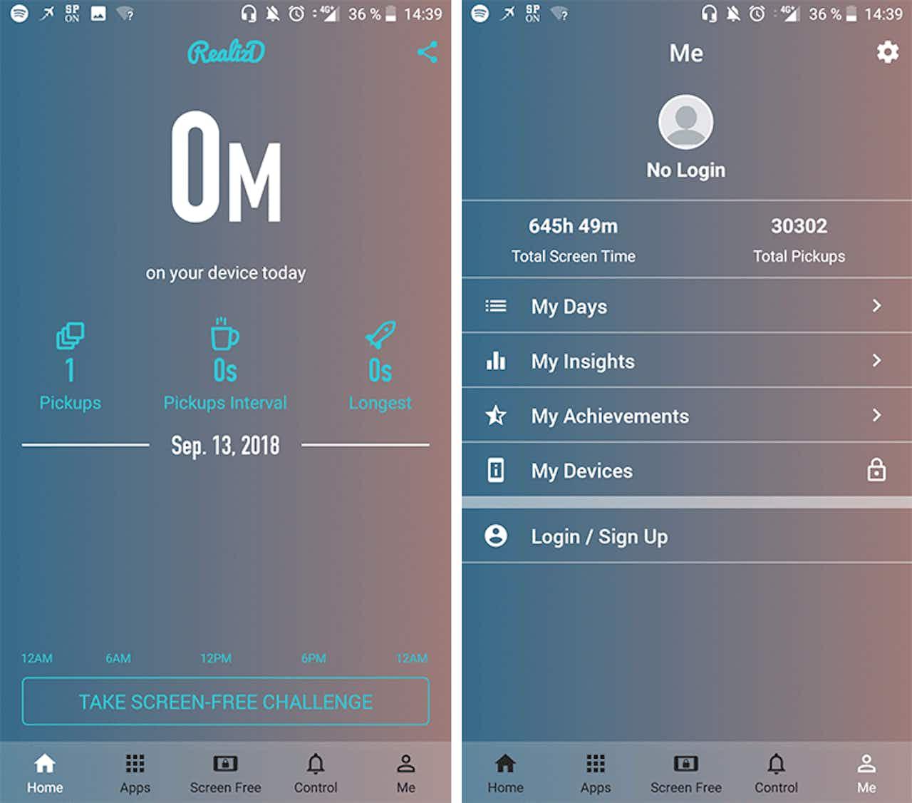 Digital Detox: Diese 4 Apps helfen dir beim Entspannen