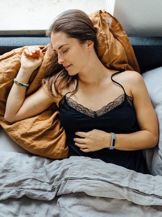 Schlafanalyse mit der Garmin vívosmart 4