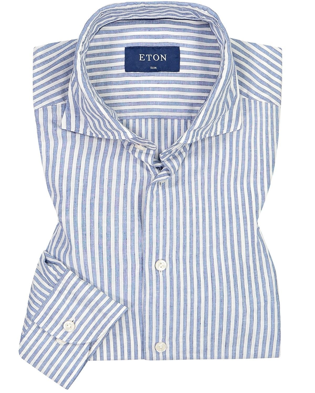 Casualhemd von Eton, Stripes Shirt, Lodenfrey, Munich