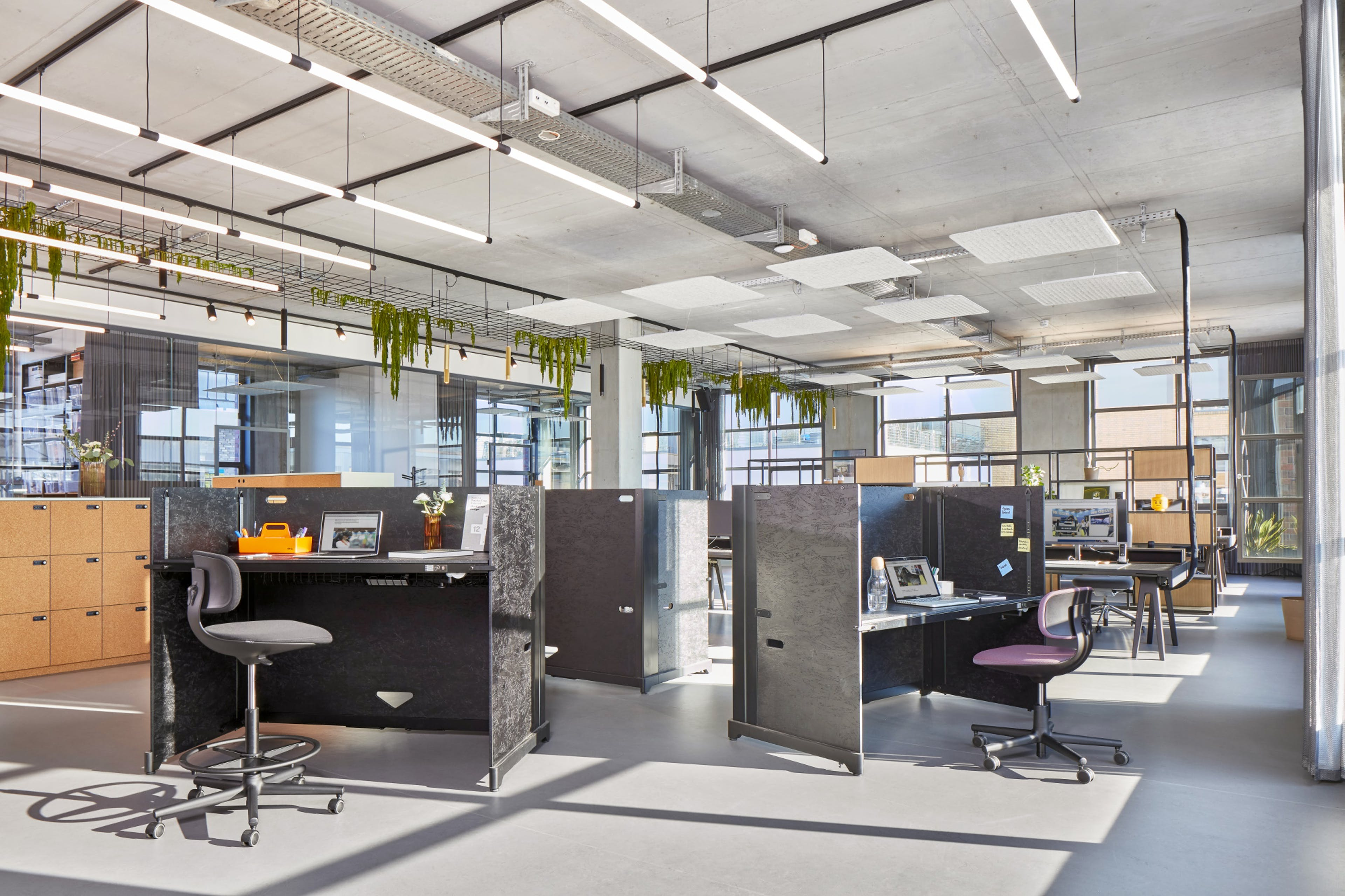 Individual workstations in times of the corona pandemic