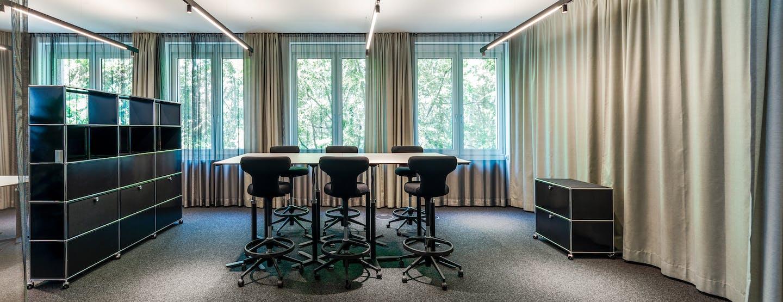 Arbeitsbereich E&G Privatbankhaus, Stuttgart