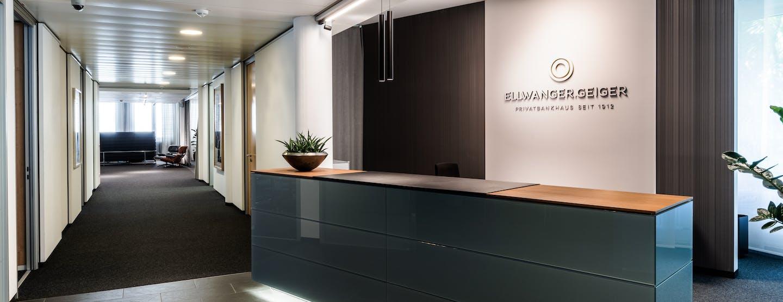 Empfang E&G Privatbankhaus, Stuttgart