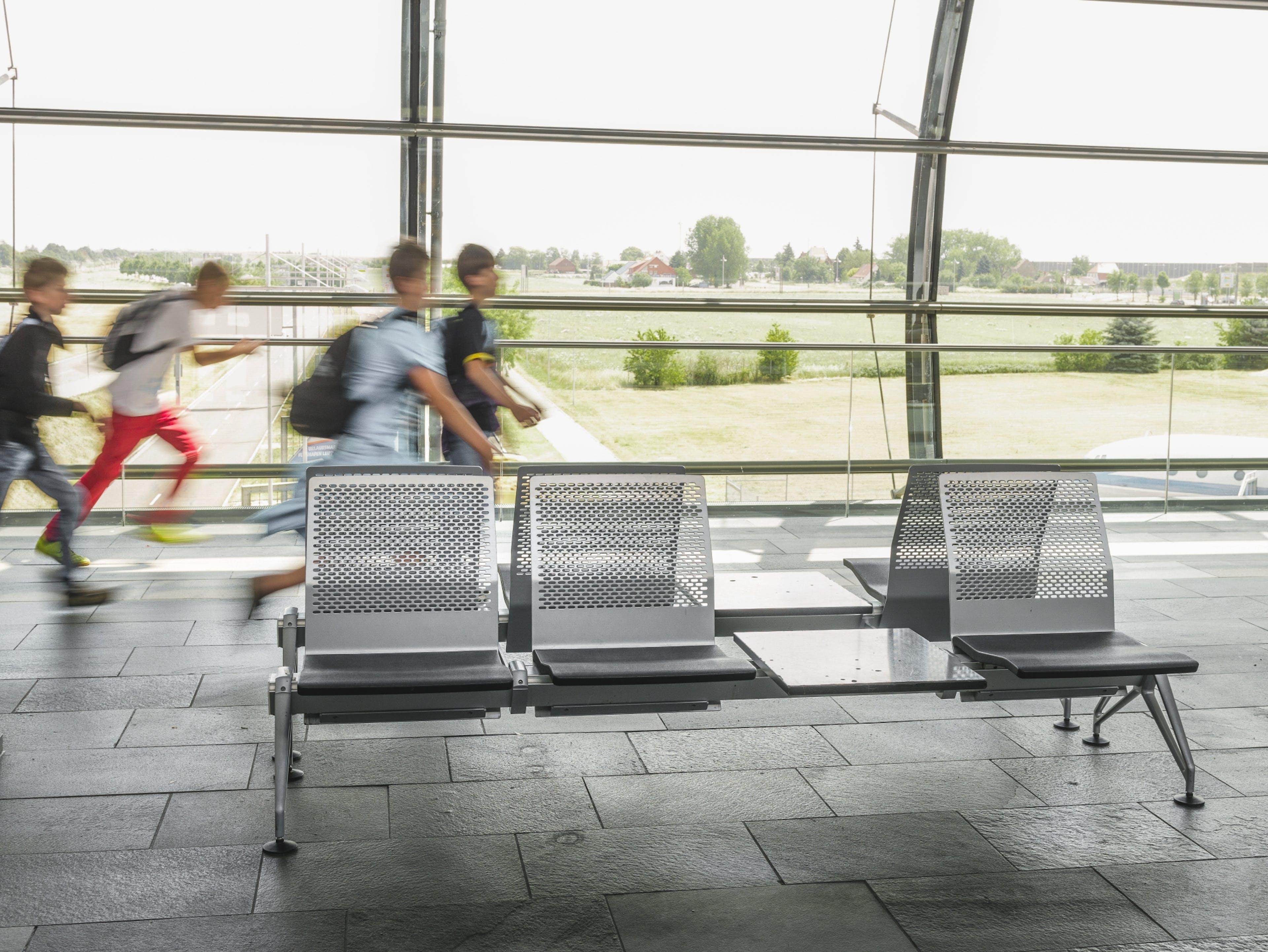 Planifier les aéroports avec smow