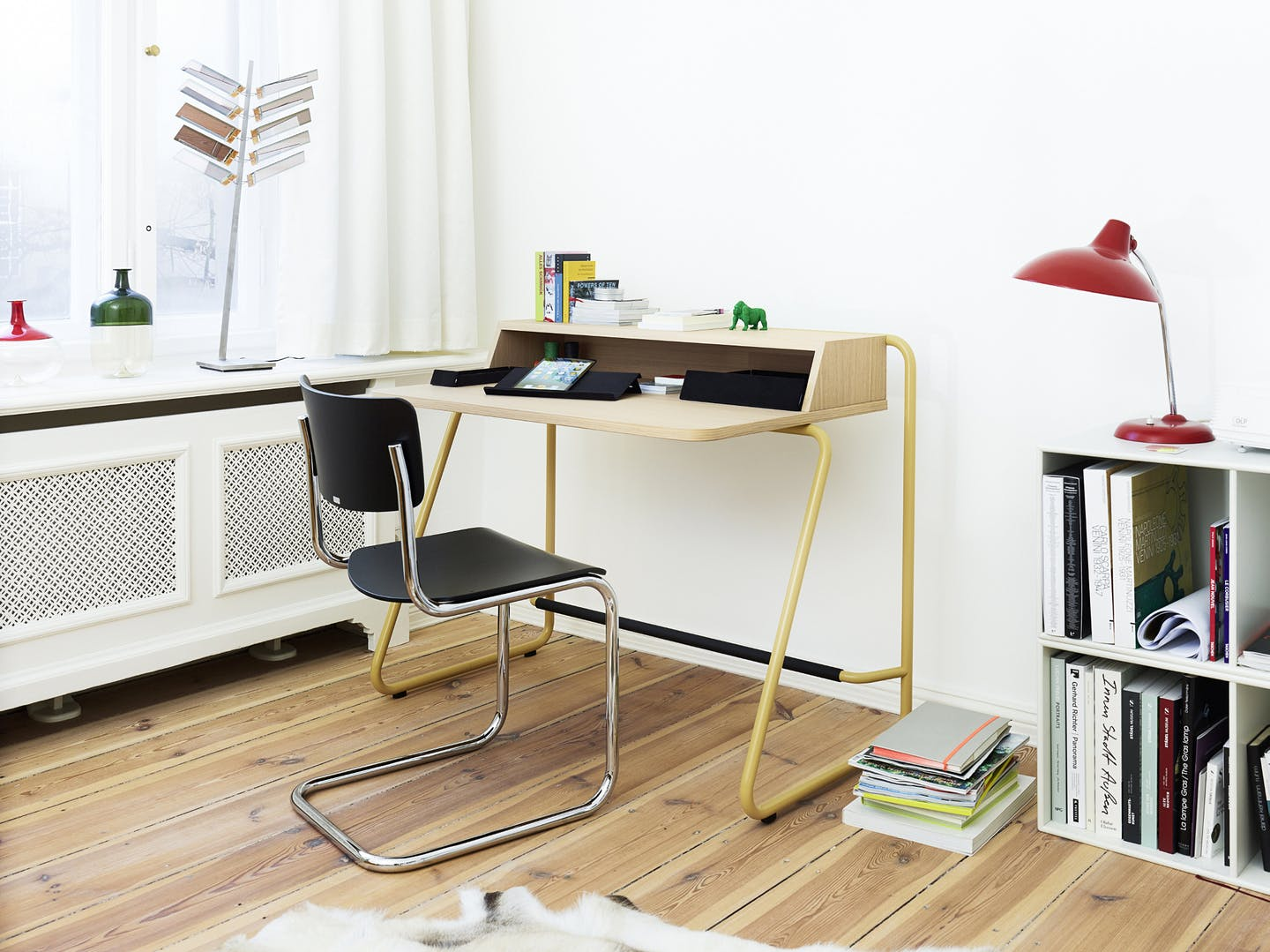 Thonet design classics in the home office